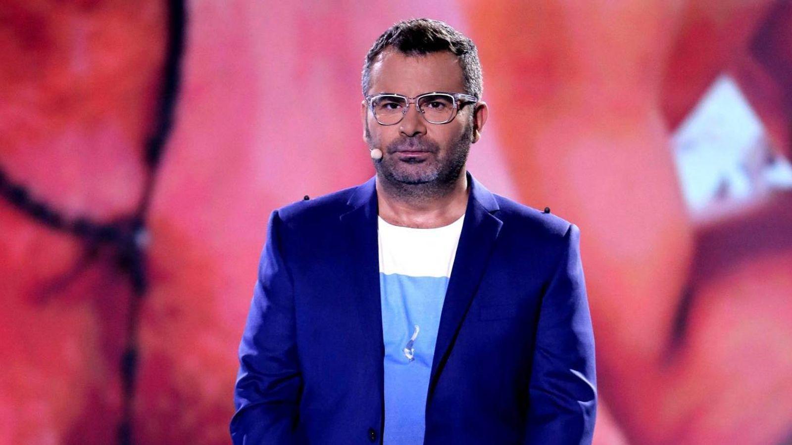Foto: El presentador Jorge Javier Vázquez en una imagen de archivo.