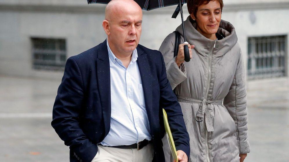 Foto: El abogado de Carles Puigdemont y de Quim Torra, Gonzalo Boye. (EFE)