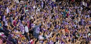Post de Valladolid - Getafe: horario y dónde ver en TV y 'online' La Liga
