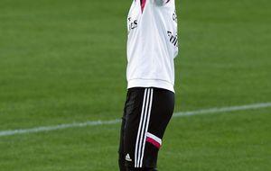 James ya entrena con el grupo y apunta a gran la final del Mundial