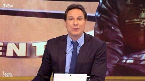 No la ve ni cristo: Javier Cárdenas critica el aumento del presupuesto a TVE