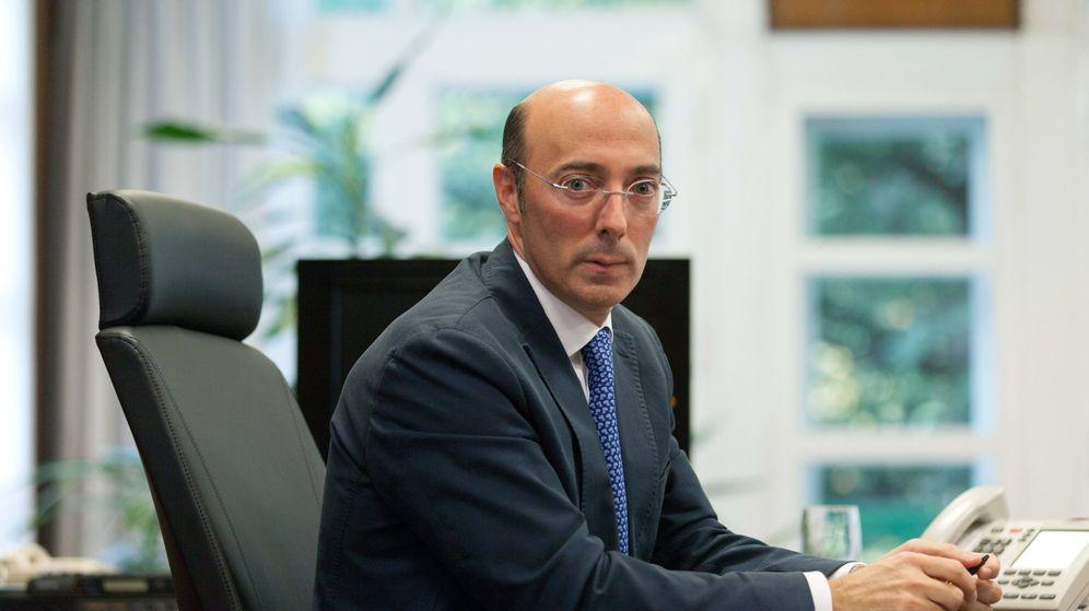 Foto: El exdelegado del Gobierno en el País Vasco Carlos Urquijo. (EFE)