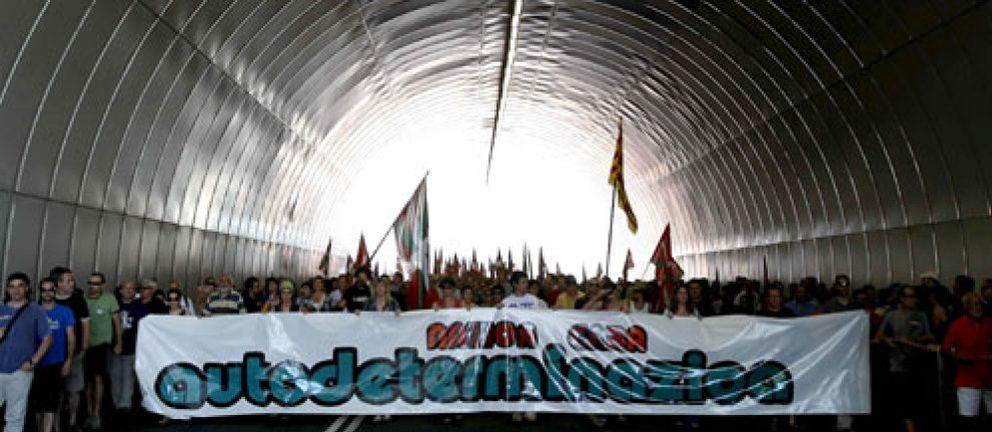 El juez Andreu permite la manifestación 'abertzale' en San Sebastián