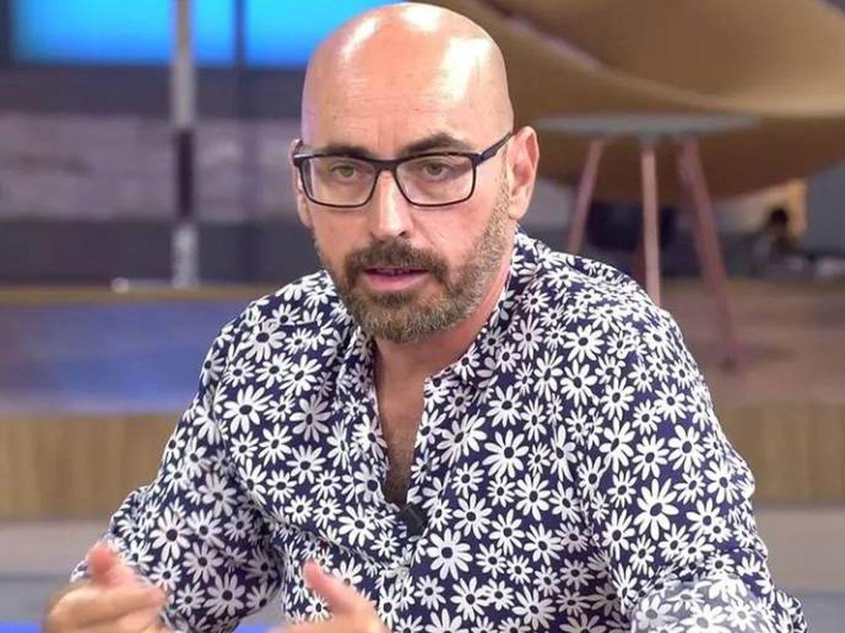 Foto: Diego Arrabal, en 'Viva la vida'. (Telecinco)