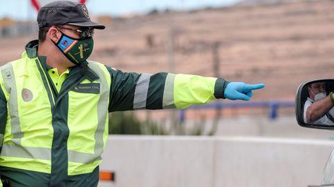 Detenido en Zaragoza tras escupir a un guardia civil y decir que tenía Covid-19