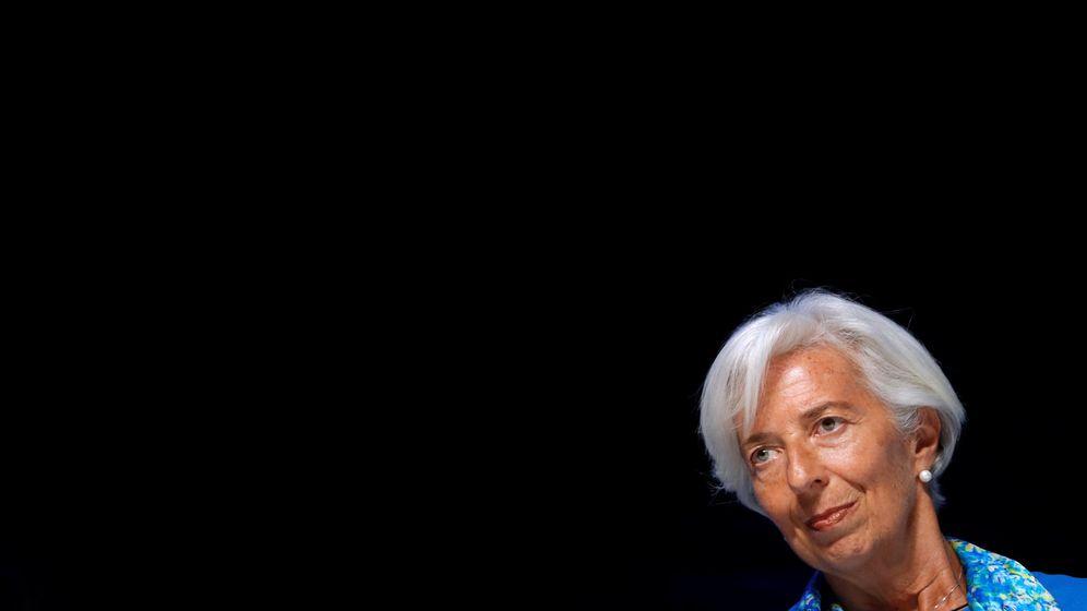 Foto: La directora del Fondo Monetario Internacional, Christine Lagarde. (Reuters)