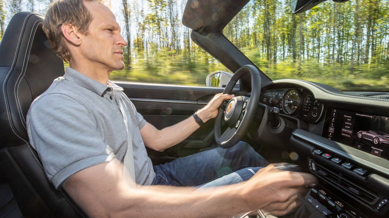 Permite un mayor control del vehículo y el cambio por parte de su conductor.