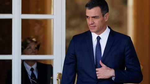 Siga en directo la convocatoria de elecciones de Pedro Sánchez