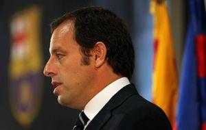 El socio de Rosell pide exilio en Andorra a través del azulgrana