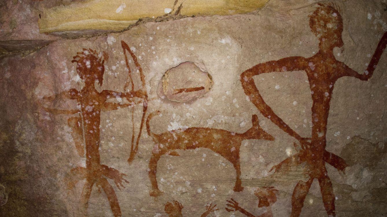 ¿Quién creaba el arte rupestre? Determinan sus perfiles a partir de huellas dactilares