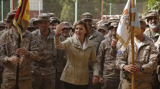 El congreso del PP: prietas las filas y Cospedal, general secretaria