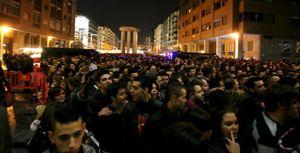 Foto: Falsificaciones, avalanchas y caos acompañan a Lady Gaga en su concierto de Madrid