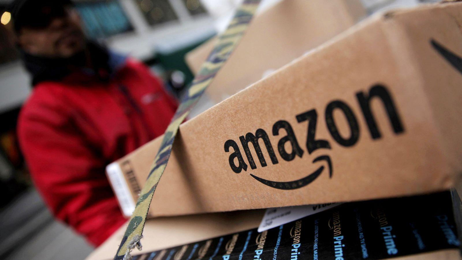 Amazon reparte en domingo en españa