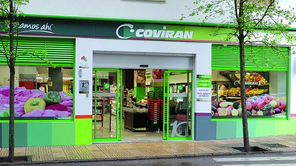 Foto: Supermercado Covirán. (Covirán)
