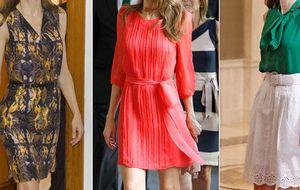 El 'look veraniego' de la princesa Letizia en tan sólo cinco pasos