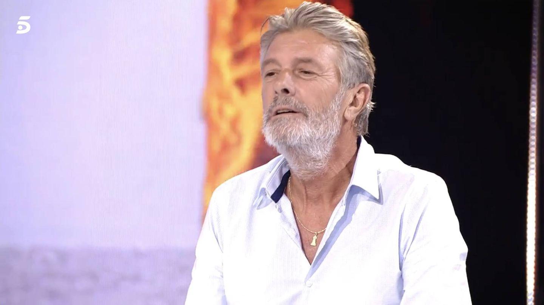 El cantante Francisco en 'Conexión Honduras'.