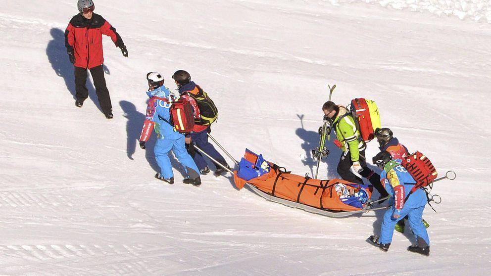 Accidentes de esquí: diez gastos que cubre tu seguro... y otros cuantos que no