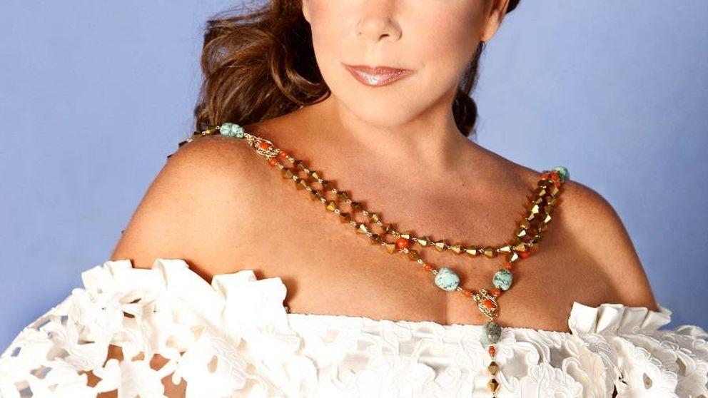 Isabel Pantoja, protagonista de la Navidad en Ten