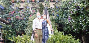 Post de Felipe y Letizia ponen fin a su día andaluz en los tradicionales patios de Córdoba