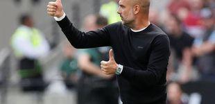 Post de El Manchester City de Pep Guardiola es multado por fichar a menores