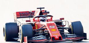Post de El alerón delantero de medio segundo de Ferrari que ha imitado McLaren