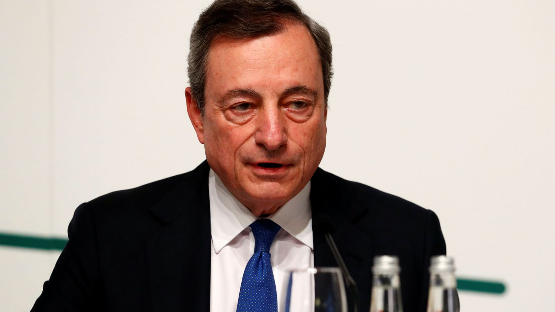 Mario Draghi, presidente del Banco Central Europeo. (Reuters)