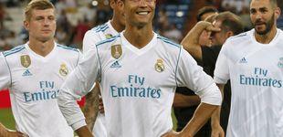 Post de Cristiano vuelve para matar el debate del delantero que agobia a Zidane