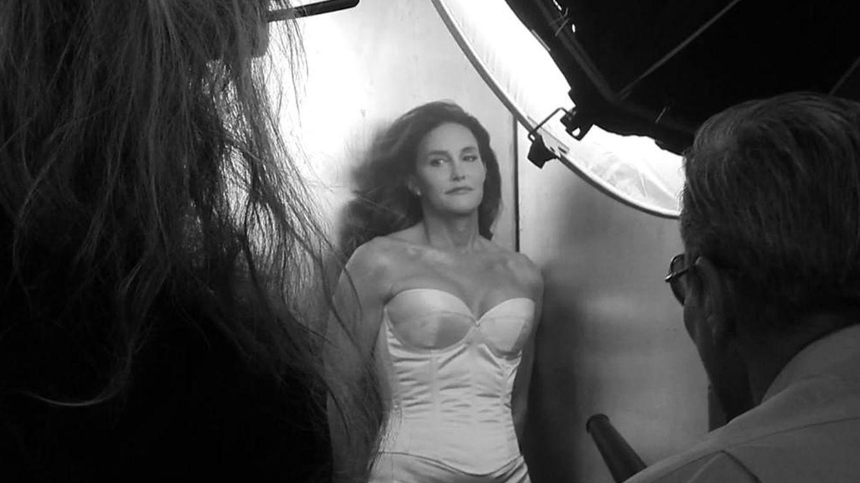 Foto: Caitlyn Jenner en su primera aparición como mujer para 'Vanity Fair'