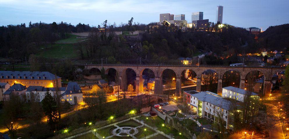 Foto: El Gran Ducado de Luxemburgo tiene la mayor renta per cápita del mundo (Foto: Cordon Press)
