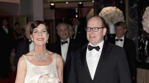 Vestido de novia 'pale wrap dress': el otro diseño de boda de Carolina de Mónaco