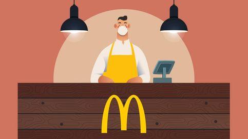 Entramos en los 'nuevos' McDonald's poscovid