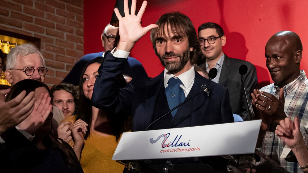 Foto: Cédric Villani. (EFE)