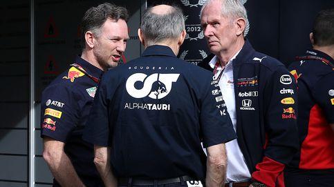 El kamikaze Helmut Marko y su idea para infectar de coronavirus a sus pilotos de F1
