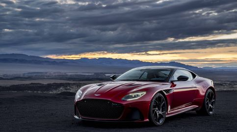 DBS Superleggera, el mejor deportivo de Aston Martin