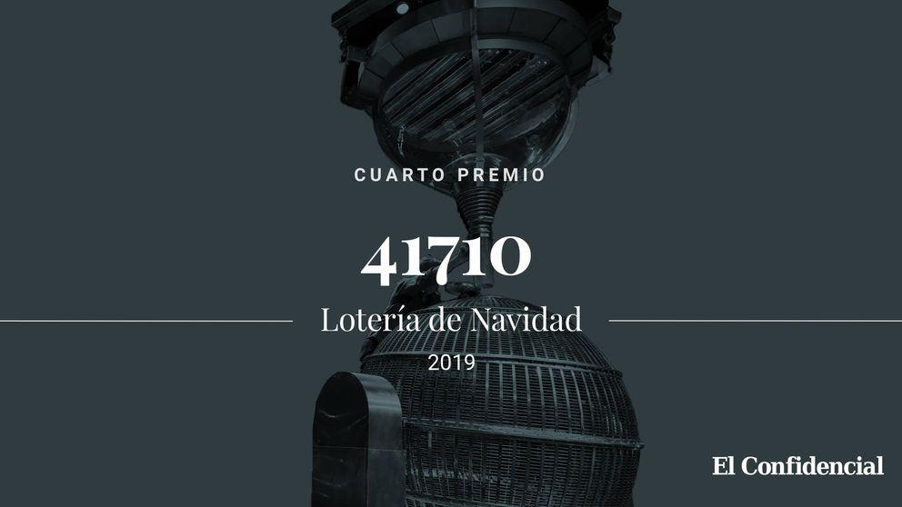 El primer cuarto de la Lotería ya está aquí: el 41710, premiado con 20.000 euros al décimo