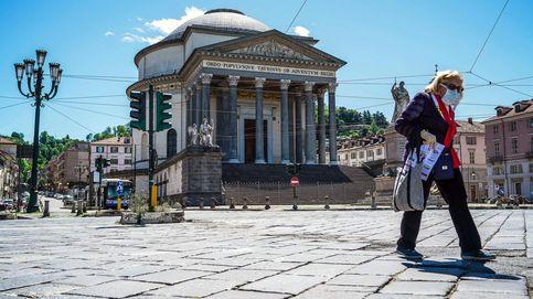 Italia registra 174 fallecidos, la menor cifra desde el 10 de marzo