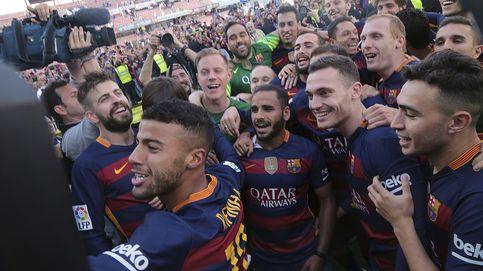 """Rúa y """"fiestón de la repera"""": así ganó el Barcelona una Liga sudada hasta el último momento"""