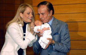 Escándalo en Argentina por la dudosa paternidad de Menem