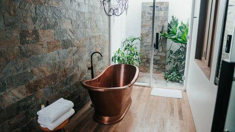 Las mejores ideas para actualizar tu baño diciendo adiós a los azulejos