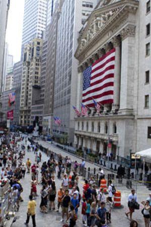 Las palabras de Bernanke llenan de optimismo a Wall Street
