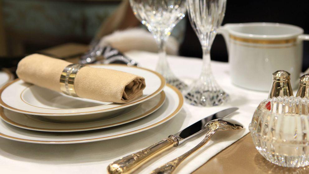 Cómo no hacer el ridículo con los cubiertos en la mesa