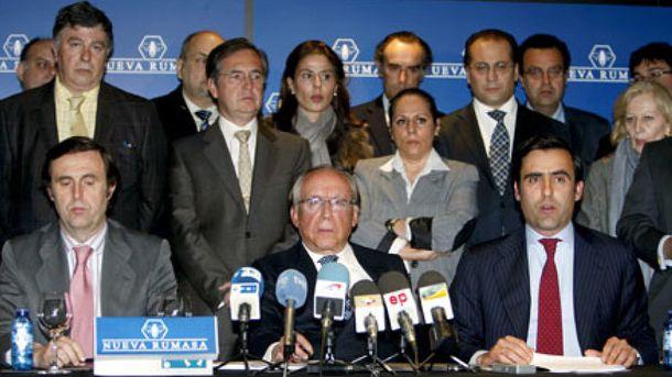 Foto: La aristocracia andaluza queda atrapada en la 'caja b' de la familia Ruiz Mateos. (EFE)