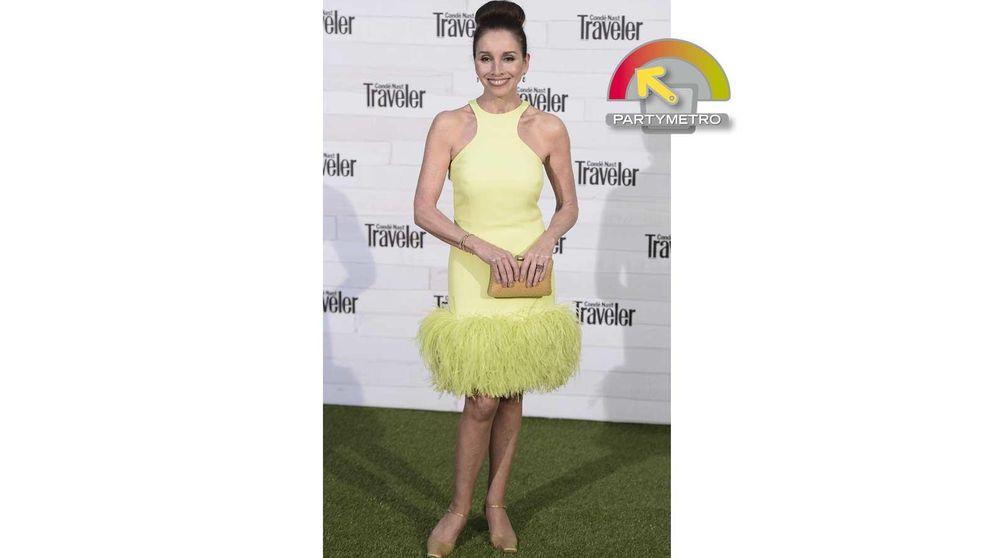 Ana Belén de Gallina Caponata y Alaska de bailarina emo en los Premios Traveler