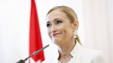 Cristina Cifuentes renuncia a la presidencia del PP en Madrid ante Cospedal