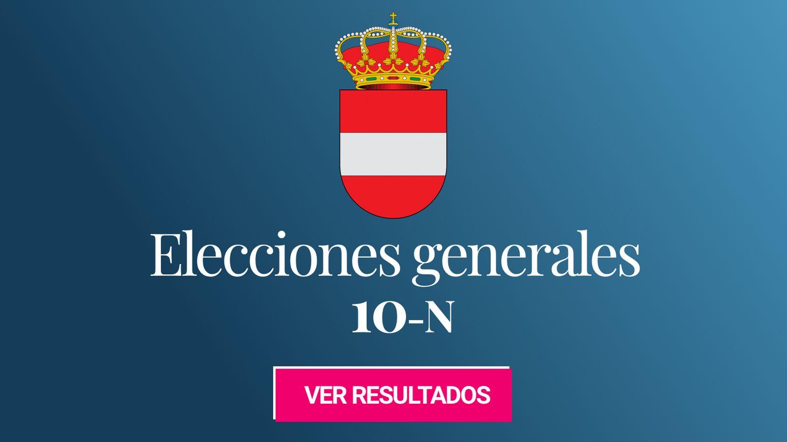 Foto: Elecciones generales 2019 en Puertollano. (C.C./EC)