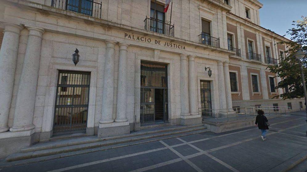 Foto: Exterior de la Audiencia Provincial de Valladolid. (Google Maps)