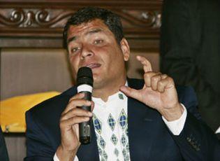 Foto: El Congreso de Ecuador defiende su vigencia y denuncia a Correa ante organismos internacionales