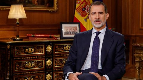 El Rey afronta su discurso de Navidad más difícil desde 2014
