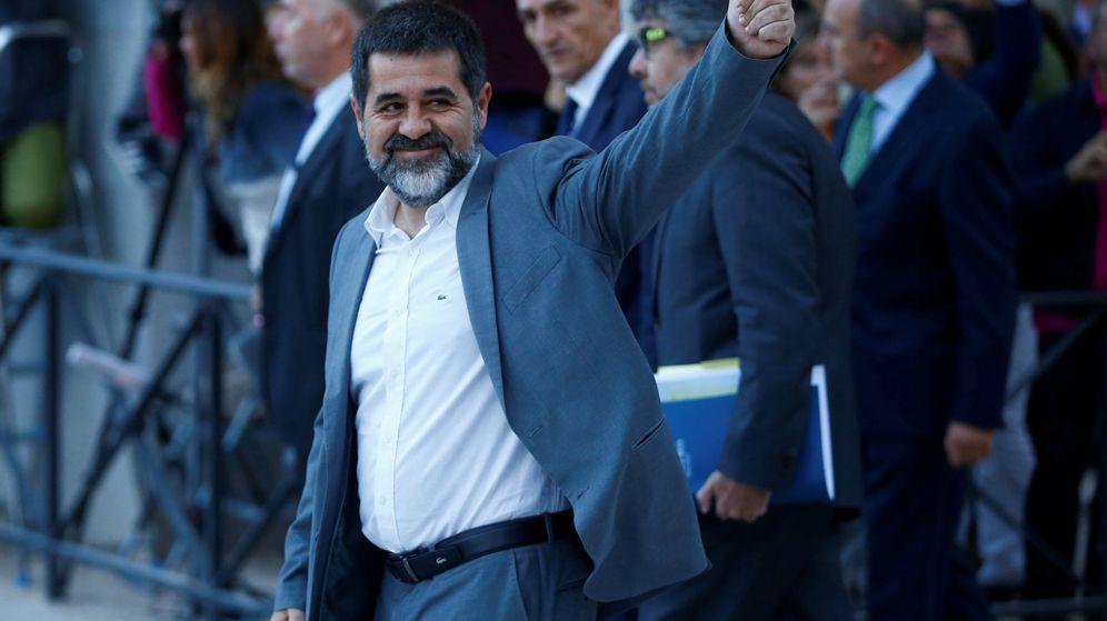 Foto: El expresidente de la ANC y candidato a la presidencia de la Generalitat, Jordi Sànchez. (Reuters)