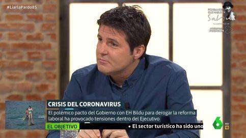 Cintora: Mi apoyo a los reporteros agredidos de RTVE y La Razón